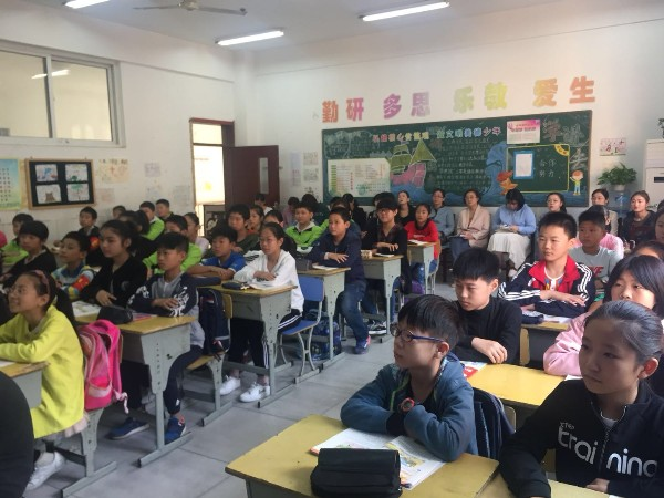 丹桂飘香话教研,聚焦课堂促成长